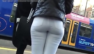 Tight Chav Ass 14