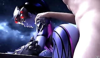 WIDOWMAKER GOT CAPTURE AND GOT FUCK FROM BEHIND BY A NERD HAS SOUND HENTAI - MORE VIDEOS http://ouo.io/oHg5Lyb