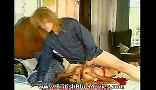 Lee Francis and Melodie Kiss - British Vintage Porn