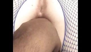 phat pussy was wet so I played in it