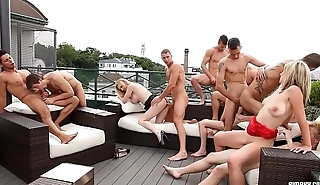 hot group bi fucking outdoor