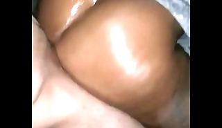 Pounding this creamy pussy from the back