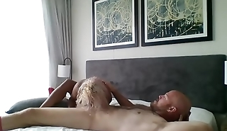 Sunday Morning Hotel Fuck Before the Maid Comes In