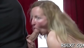Lascivious dude pays some amsterdam hooker for steaming sex