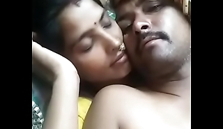 Indian Wife Kiss Her Costs