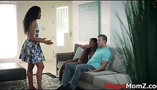 MOMs interracial interaction- THREESOME