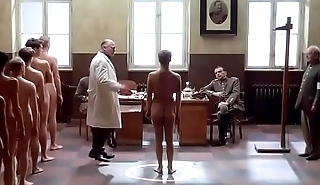 Medical exam in movie Die Blechtrommel https://nakedguyz.blogspot.com