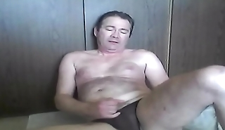Pee &amp_ cum in mouth